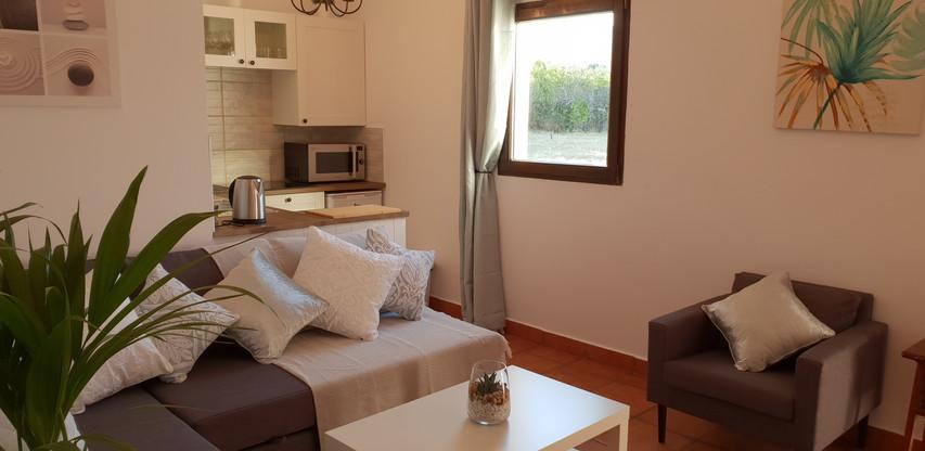 La Perritta - Lounge area