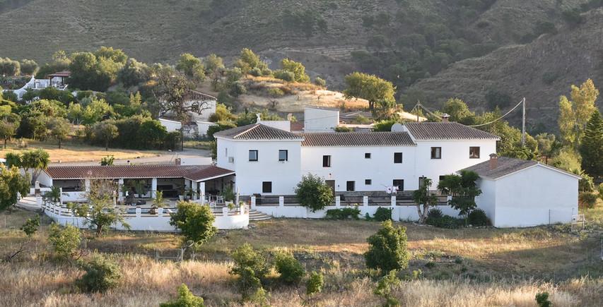 Welcome to Cortijo el Chenil