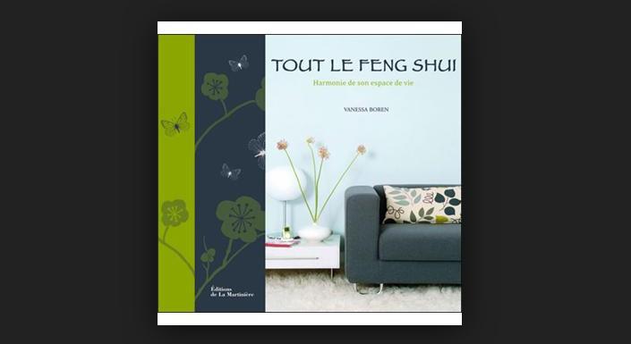 Le livre Feng Shui