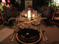 Fine Dining @ the Inn