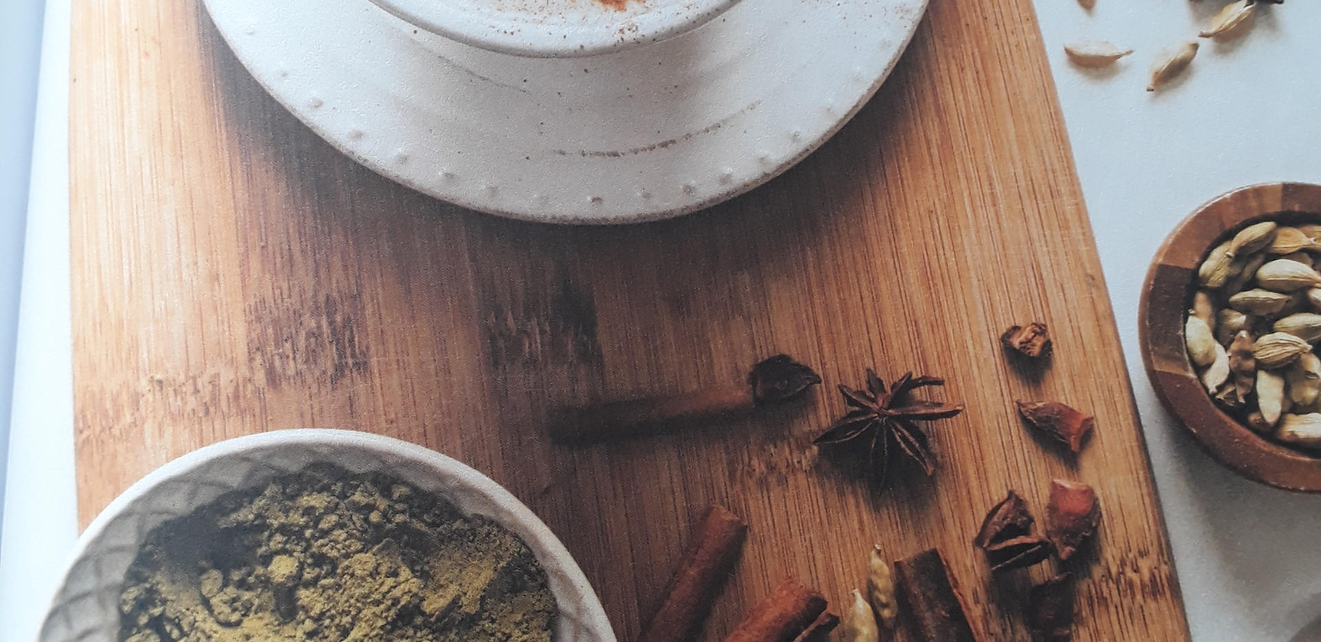 Chai Superfood Chiller