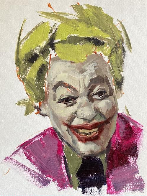 The Joker (Batman Retro Villain Gallery series)