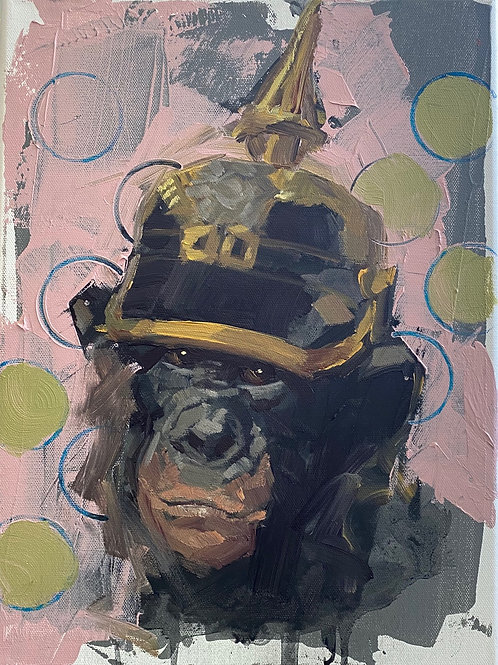 Chimp Kaiser study (Black Hats, White Hats series)