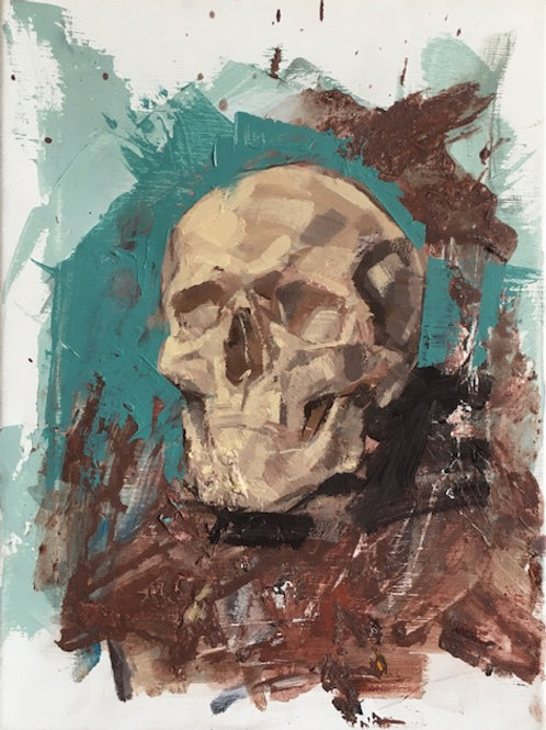 """""""Skull Study"""""""