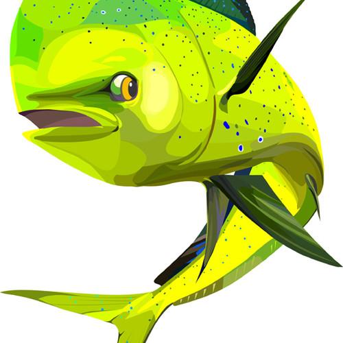 fish vectors digital art store