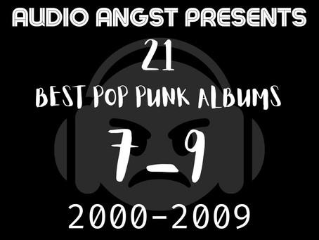Best Pop-Punk Albums From 2000-2009 (7-9)