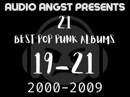 21 Best Pop-Punk Albums From 2000-2009 (19-21)