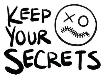 Keep Your Secrets- Capitolized Pop Punk