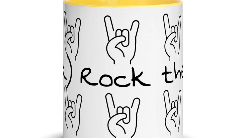 (Punk) Rock The Day Mug