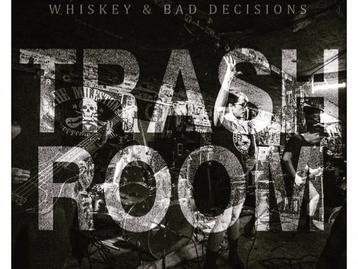 Trashroom: DIY, Old School, Punk as Fuck.