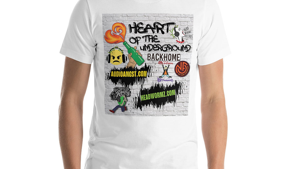 Heart of the Underground T-Shirt