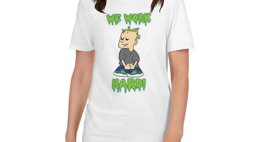 Headwormz Records We Work Hard T
