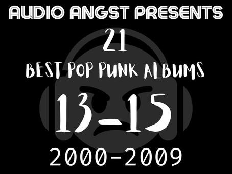 Best Pop-Punk Albums From 2000-2009 (13-15)