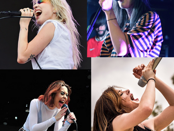 Top 5 Female Leads of Pop Punk In (2021 Edition)