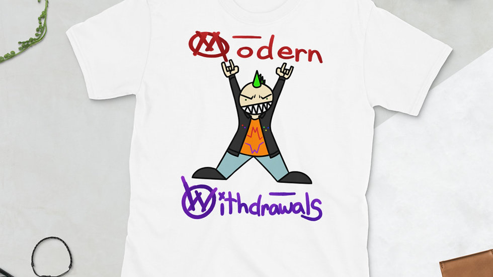 Modern Withdrawals Exclusive T-Shirt