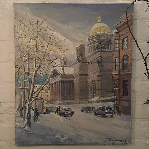 60, 2018 artist-Karelina Maria #artist #