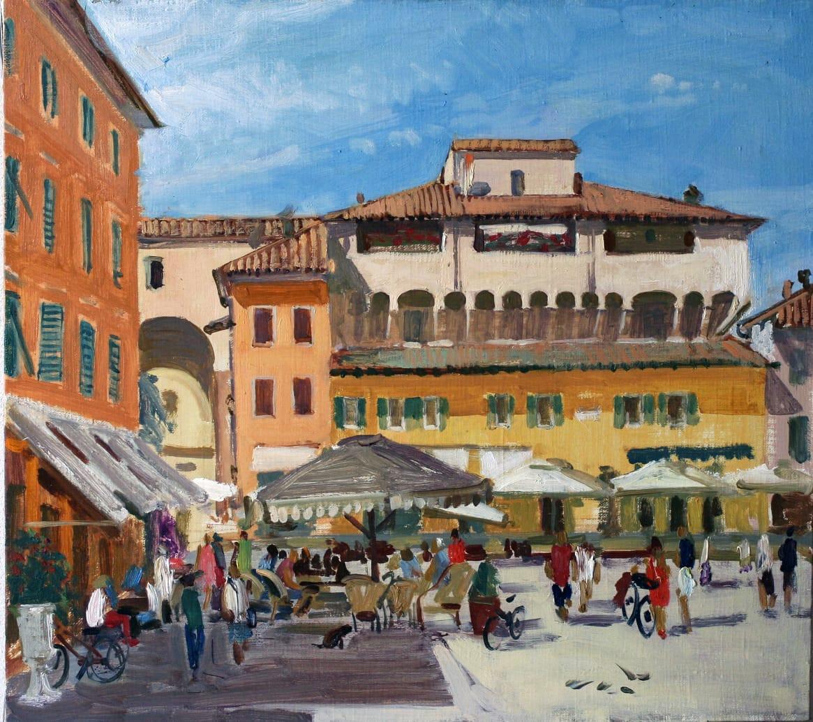 Piazza di Pietrasanta 2011