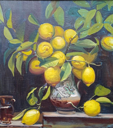 Karelina limoni olio su tela.jpg