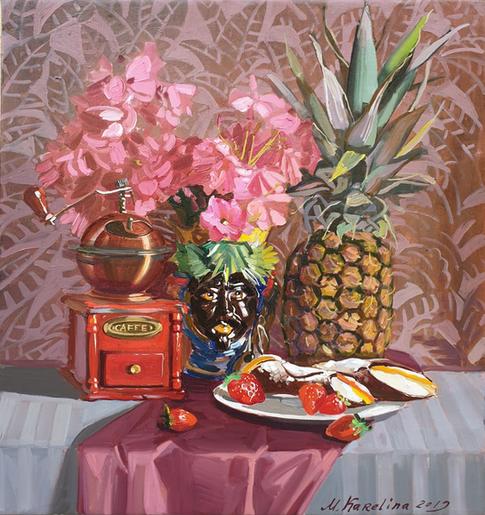 Ananas e cannoli