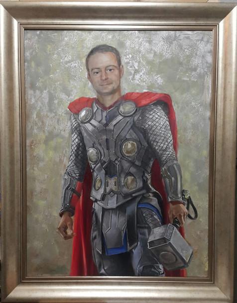 Thor Ritratto