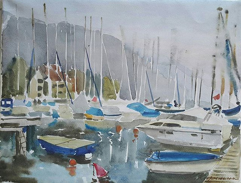 50, 2017 artist -Maria Karelina #swizerl