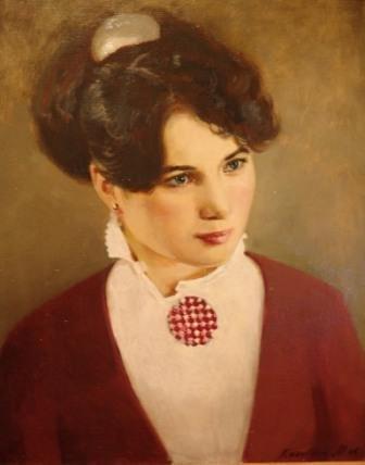Ritratto di Nina
