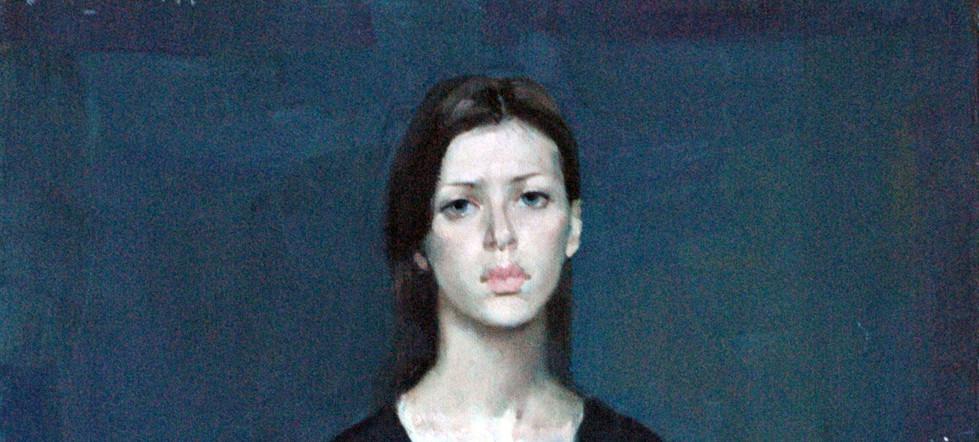 Ritratto di una giovane donna 2010