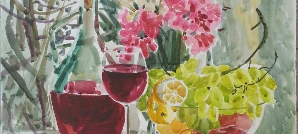 vino e allegria