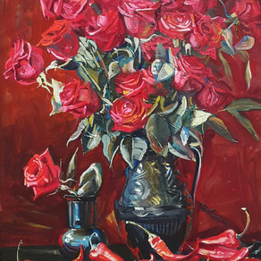 Rose Rosse, Swiss Art Expo 2019