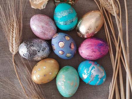 Easter Eggs Lesson