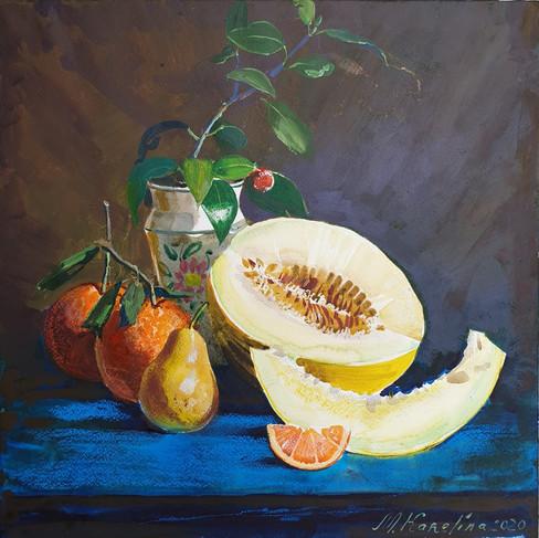 Aracie e melone