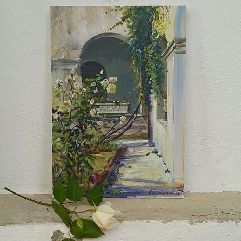 50 sm, 2018, artist-Maria Karelina