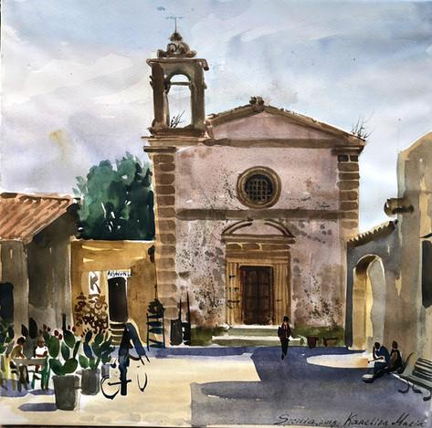 Marzamemi, Sicily 2018