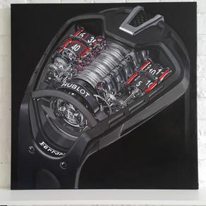 Ferrari Hublot MP-05