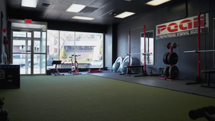 Peak Performance Training Studio - Gym Tour