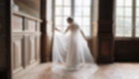 Robe - mariage - vidéaste