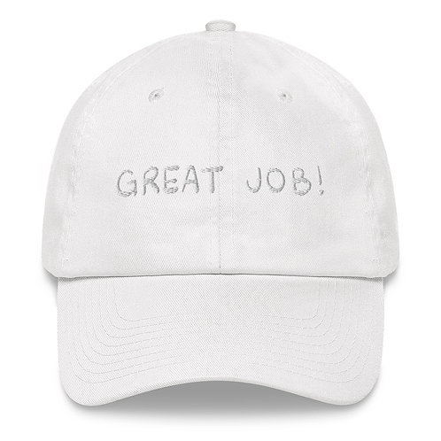 great job hat