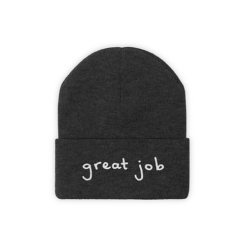 great job hat