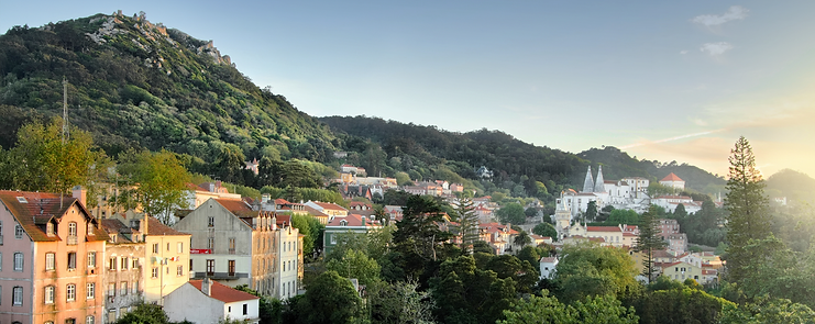 Cultural Landscape of Sintra, classified by UNESCO as World Heritage