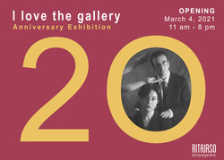I LOVE THE GALLERY - 20th anniversary exhibition