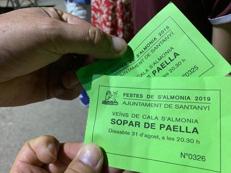 Paella time! 🥘😋