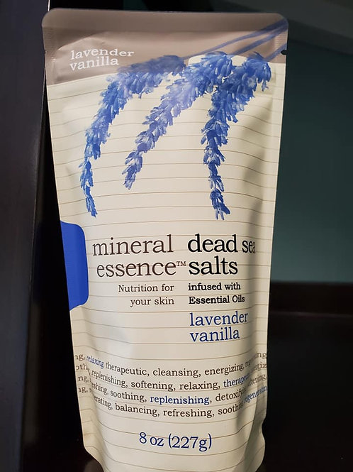 Mineral Essence Dead Sea Salts