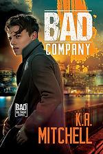 Bad Company Audiobok