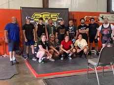 Team Pit Barbell Club