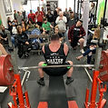Bill Gillespie, M-5 Bench All-Time World Record