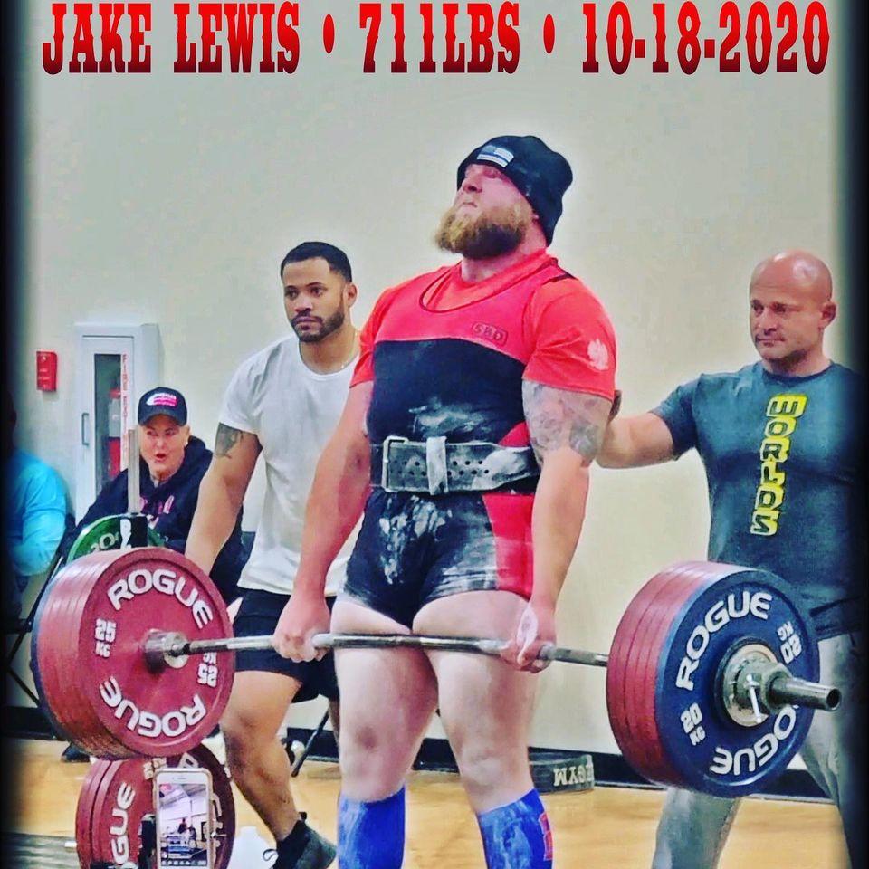 365 - Jake Lewis