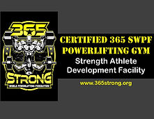 365 SWPF Certified Training Facility