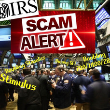 """IRS issues Warning as a new type of scam called """"Doubling"""" begins to emerge"""