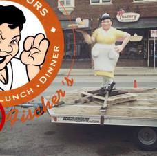 So Long Ma! Popular East Side Diner Rebrands as Fischer's