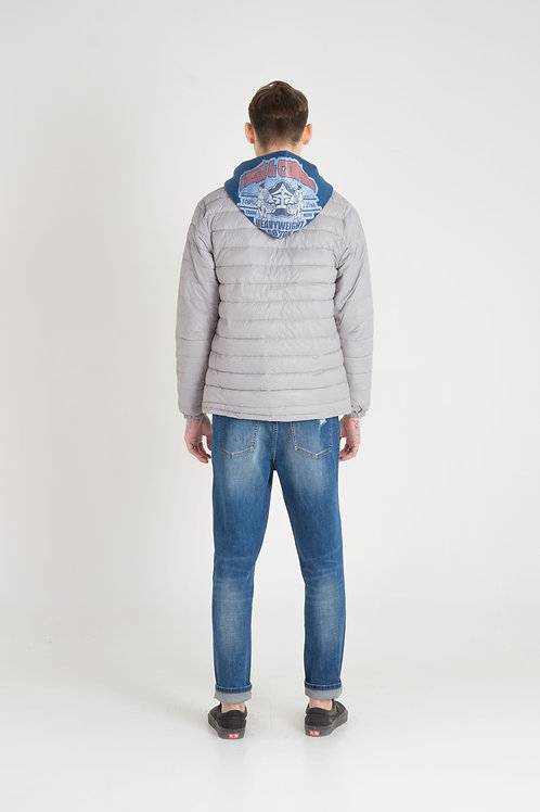 Men's Padding Jacket w/ Detachable hood